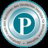 Siegel Zertifiziert nach den Richtlinien des deutschen Instituts für klinische Hypnose
